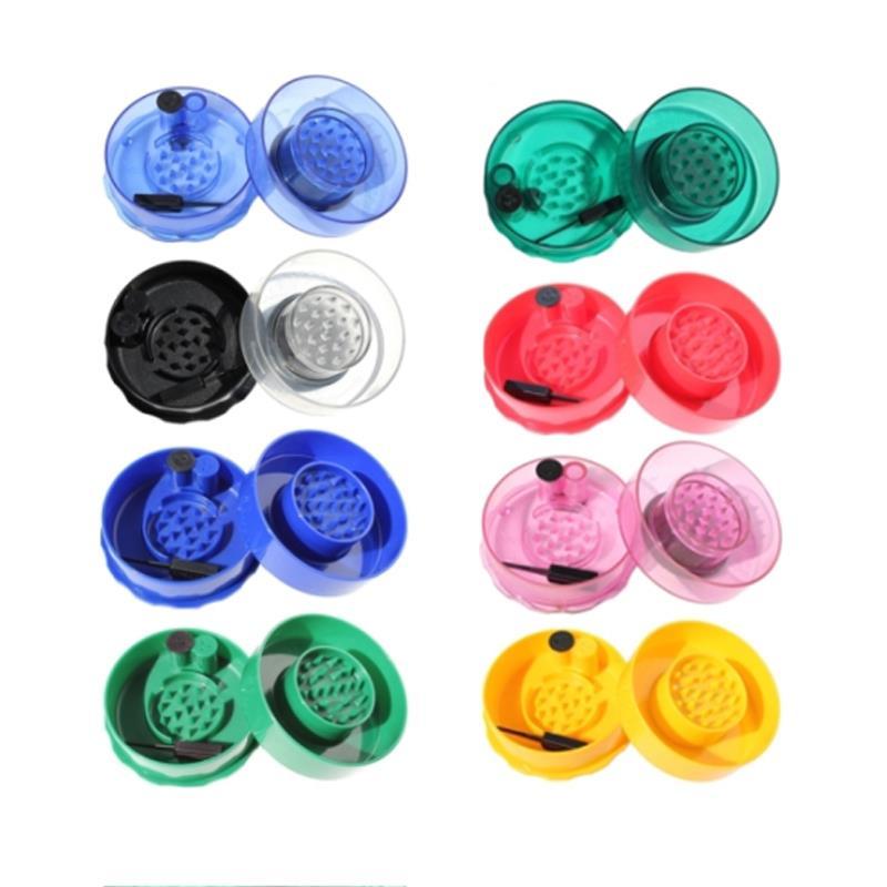 grindervac vakuum dose mit m hle diverse farben produkte. Black Bedroom Furniture Sets. Home Design Ideas